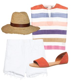3 Outfit Ideas For Memorial Day Weekend