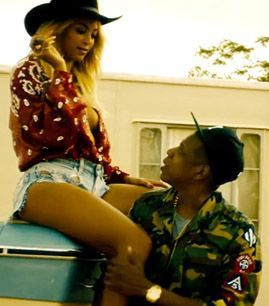 Beyonce And Jay Z Drop Surprise 'Run' Tour Video With Blake Lively & More
