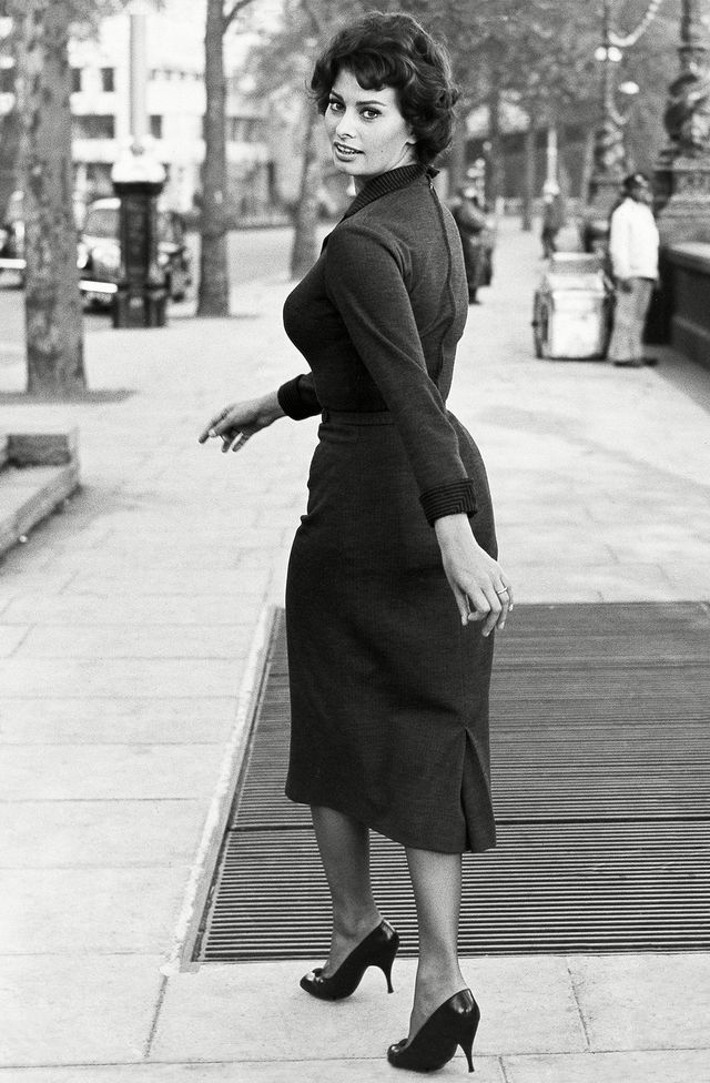 Who: Sophia Loren