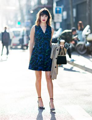Tip of the Day: Fit-and-Flare Dress