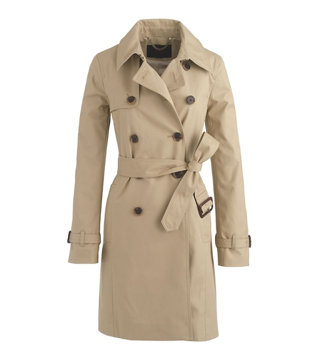Get The Look:  J. Crew Collection Icon Trench Coat ($298)