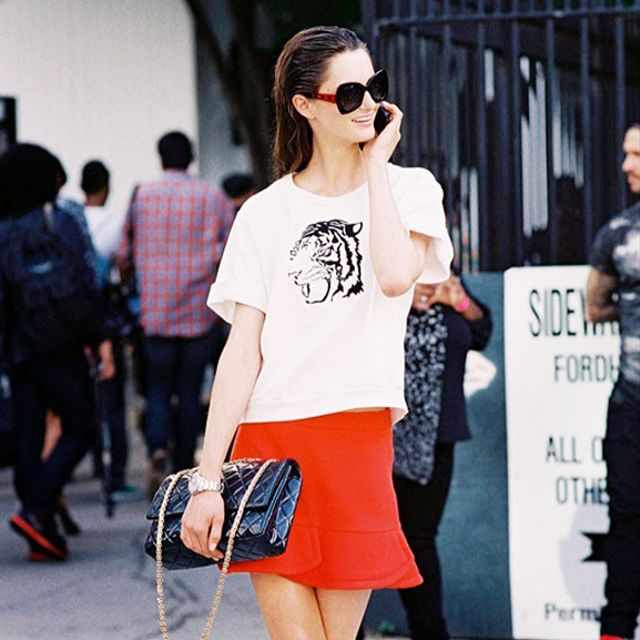22 Fresh Street Style Looks To Snag