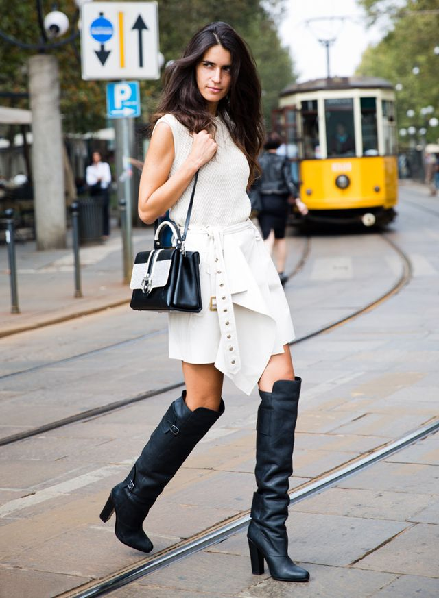 Tip of the Day: Over-The-Knee Boots