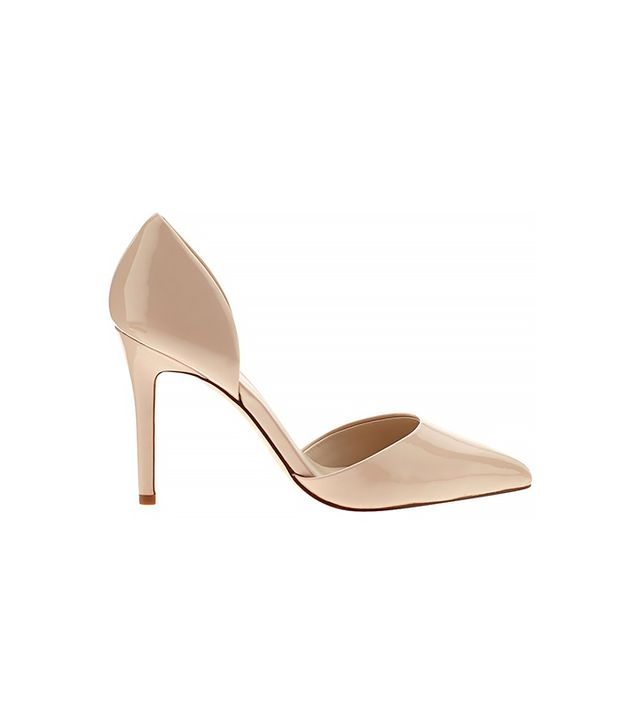 Aldo Livergnano Pumps ($80) in Cigno