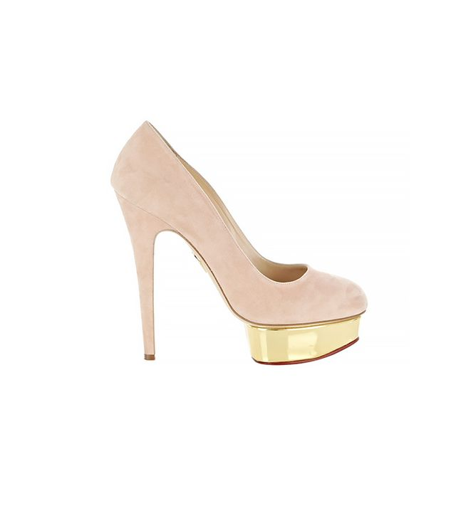 Charlotte Olympia Dolly Signature Pumps ($854)