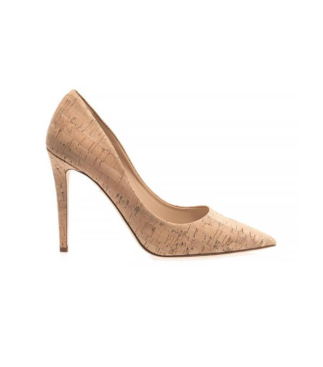 Diane Von Furstenberg Bethany Pumps ($325)