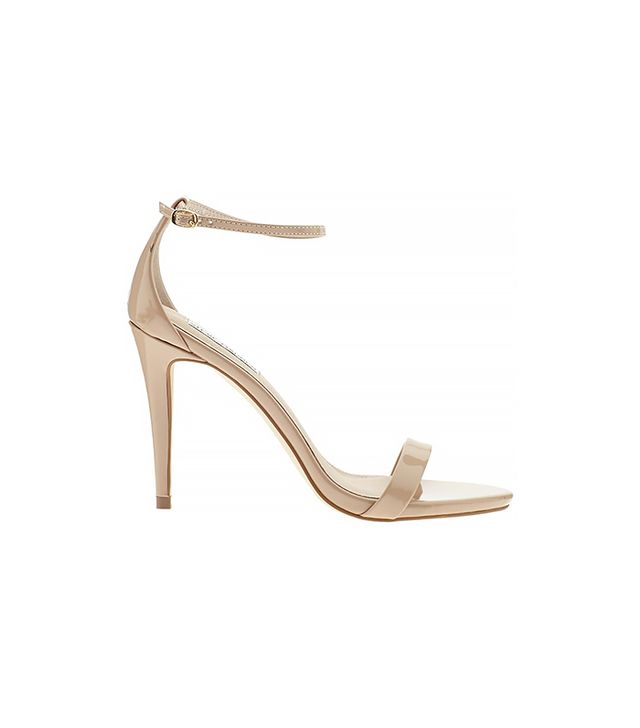 Steve Madden Stecy Sandals ($80) in Blush Patent