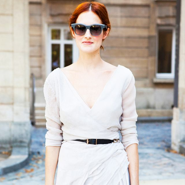 15 Super Chic All-White Outfits To Copy This Summer