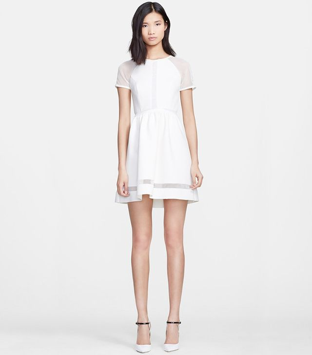 Rachel Zoe Baxter Fit & Flare Dress ($250)