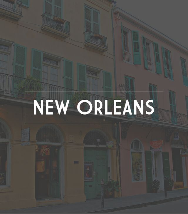 Destination: New Orleans The Big Easy is the South's consummate bachelorette weekend destination. In addition to cool gin fizzes and hot jazz, the sweltering city calls for...