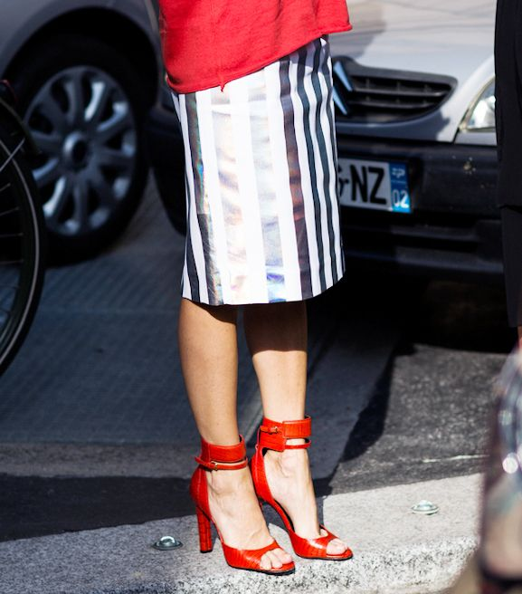 #TuesdayShoesday: Shop Our Favorite Red Sandals