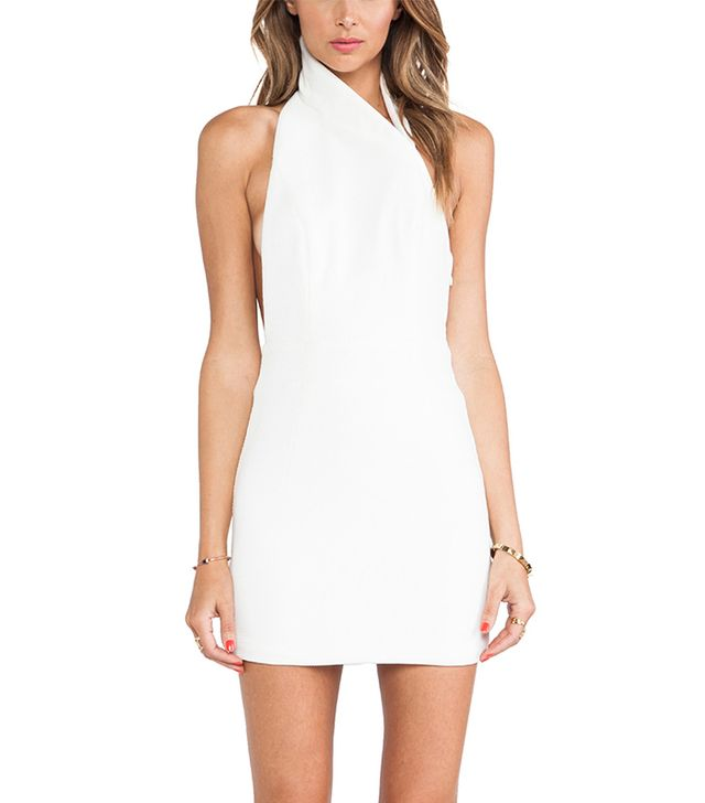 AQ/AQ Hannah Mini Dress ($160)  Sophisticated, yet scintillating, this dress was made for the Strip.