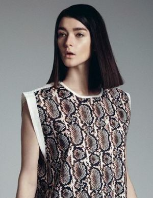 8 Crazy Cool Python Looks From Amica Magazine