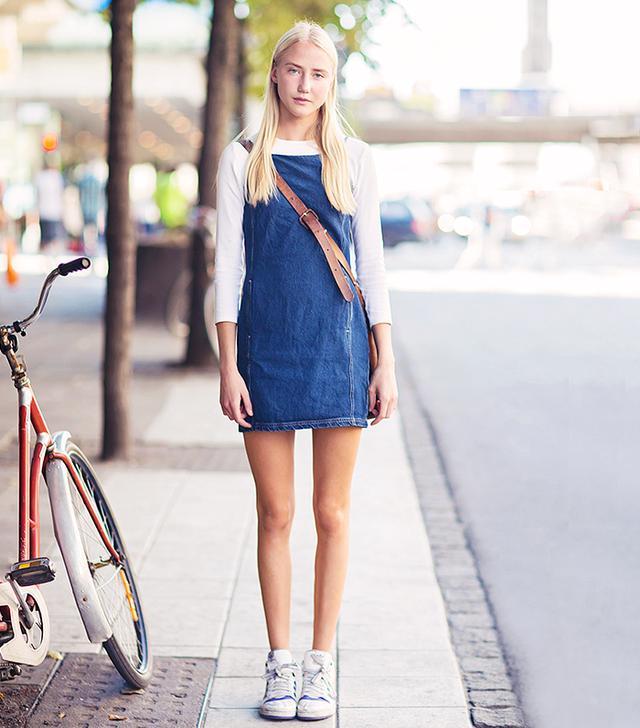 22 Summer-Ready Denim Dresses