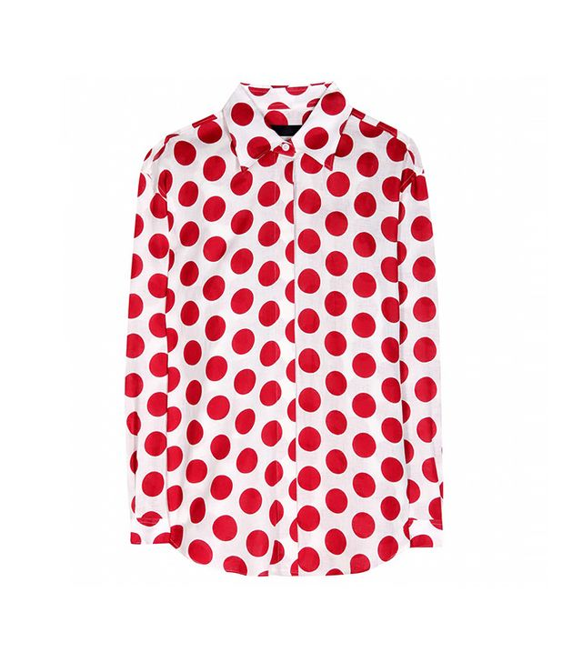Burberry Prorsum Linen Shirt ($585)