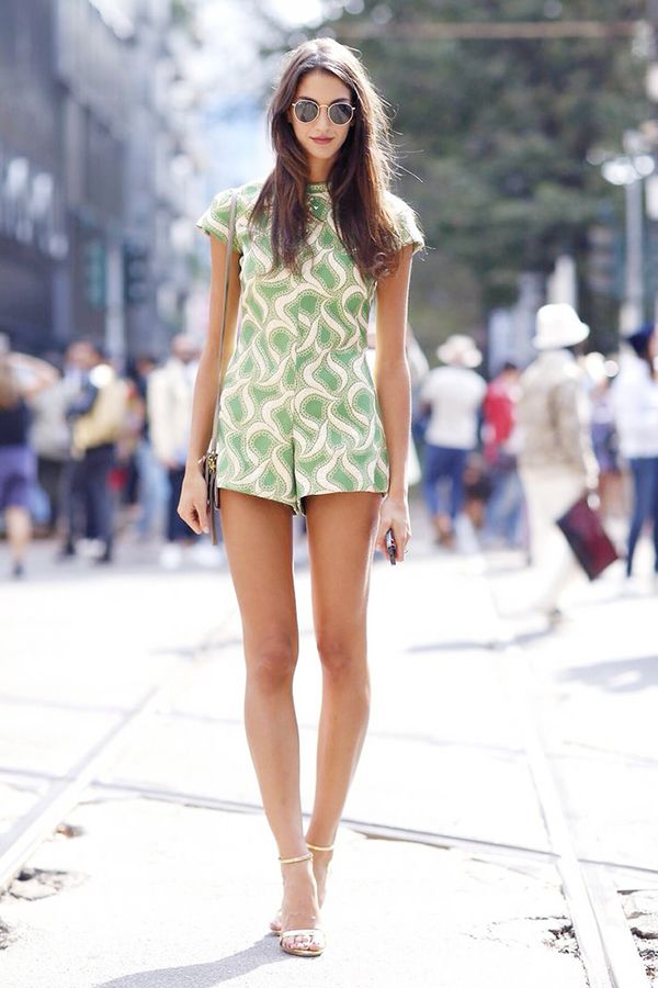 Must-Try Look #2: A Romper 