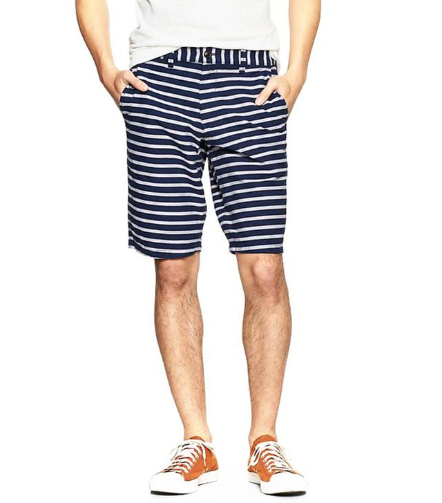 Gap Oxford Striped Shorts ($45)