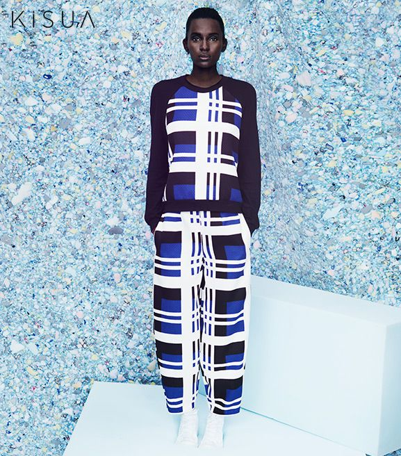 Get Captivated By KISUA's Pre-Fall 14 Hariri Collection
