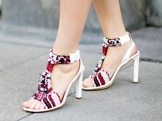 #TuesdayShoesday: Shop Our Favorite Beaded Sandals