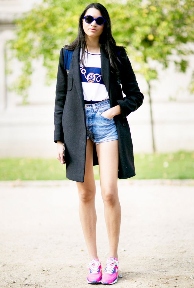 Long over, short under. 