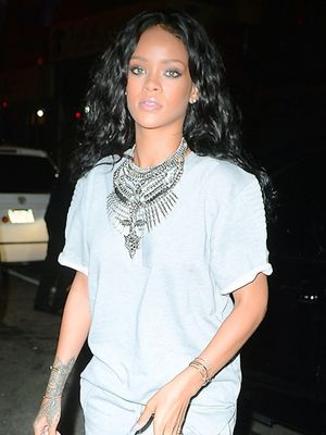 Rihanna's Gorgeous Statement Piece
