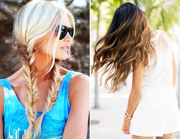 7 Heat-Free Hairstyles To Try This Summer