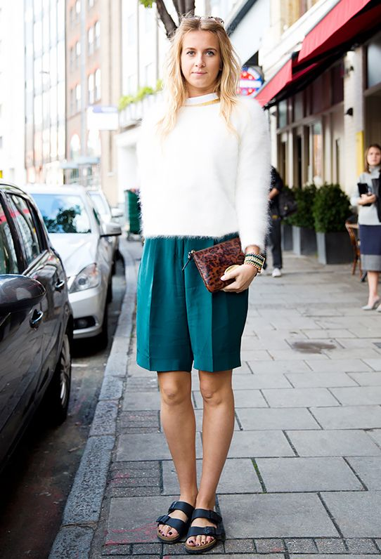 Key Styling Piece: Girls On Film Culottes ($77) in White