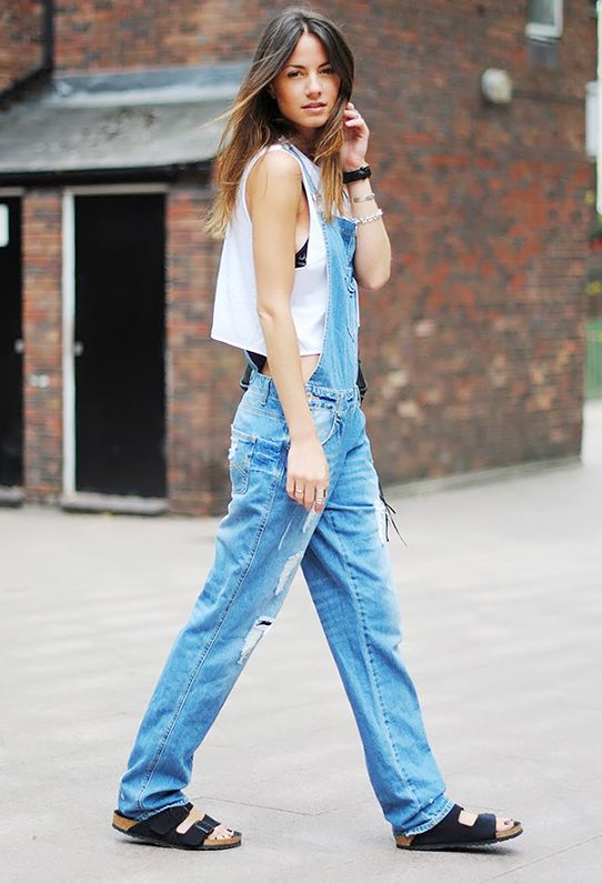 Key Styling Piece: Free People Button Front Overalls ($148) in True Wash