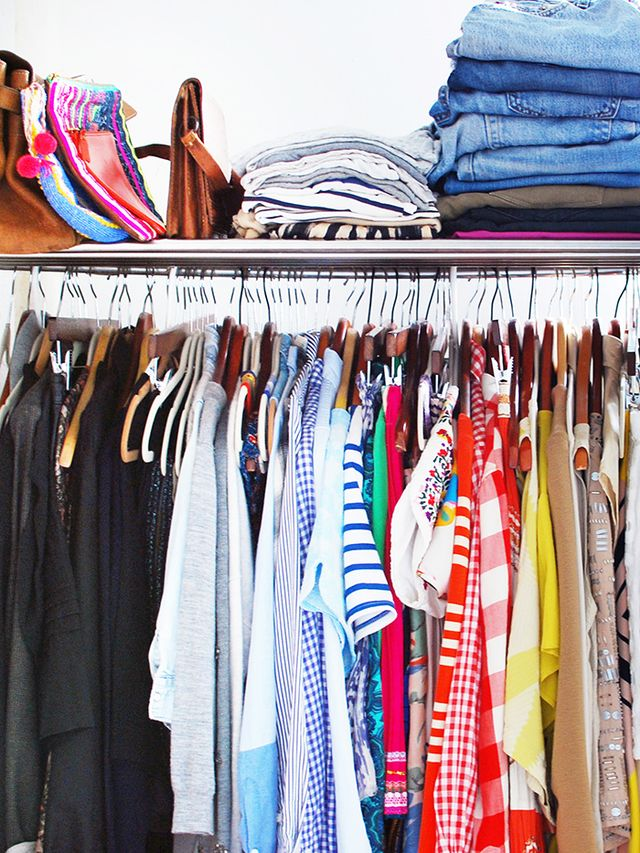 Keep Or Toss How To Clean Out Your Closet Whowhatwear Uk