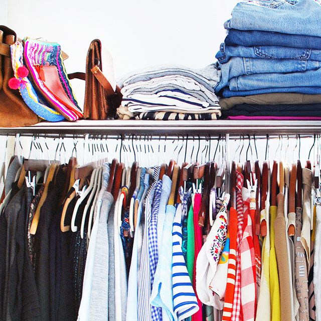 Keep or Toss? How to Clean Out Your Closet