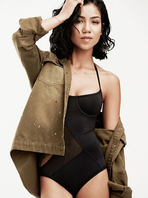 Jhene Aiko Suits Up For Summer--In 5 Cool Looks