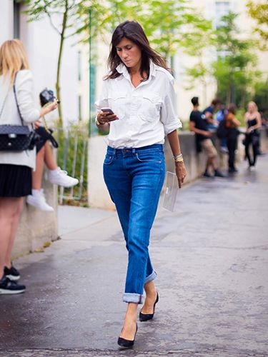 7 Tricks To Make Your Jeans Appropriate For The Office