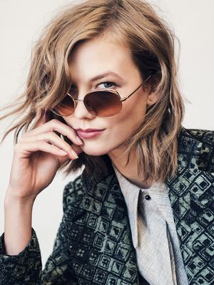See the Awesome Sunnies Karlie Kloss Designed for Warby Parker