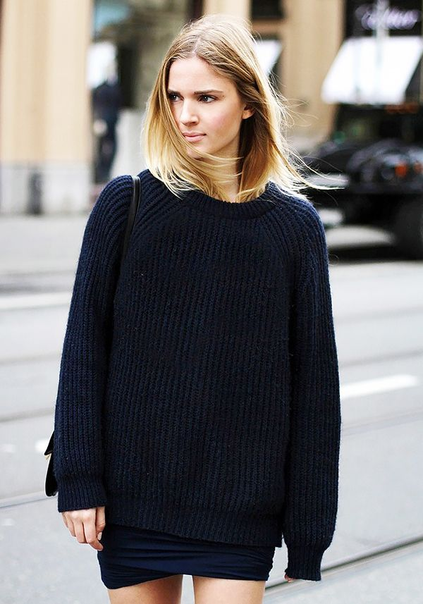 Get the Look:The Row Insemenia Merino Wool and Cashmere-Blend Sweater ($1390)
