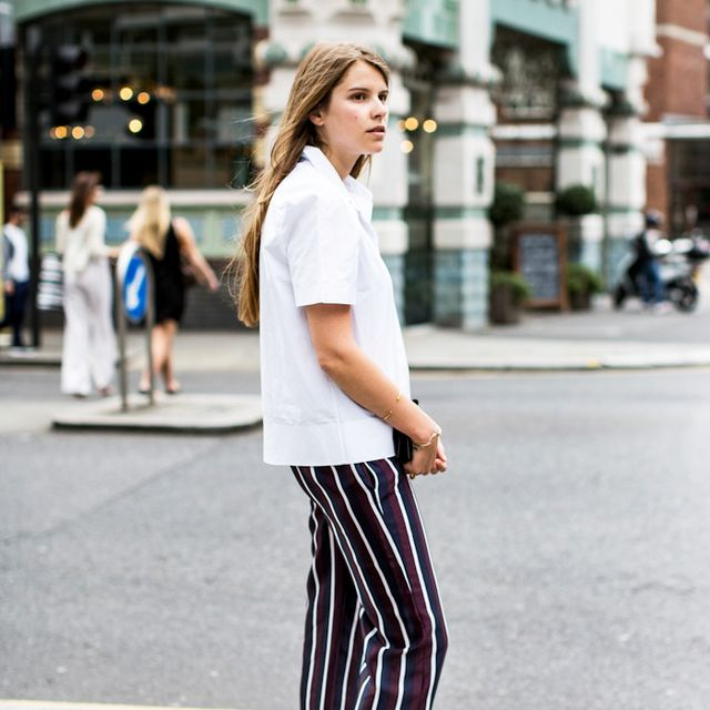Tip of the Day: Striped Trousers