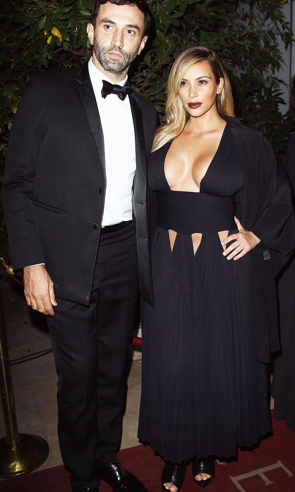 8. Kim Kardashian West