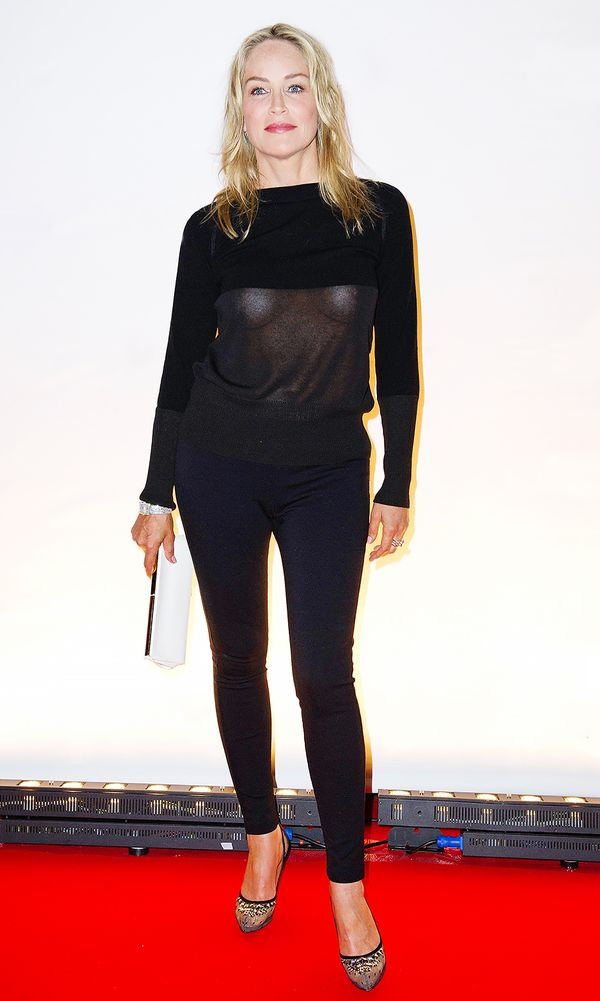 6. Sharon Stone