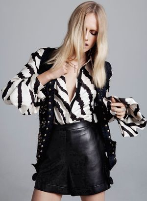 7 Edgy Rock-Inspired Looks From Marie Claire Netherlands
