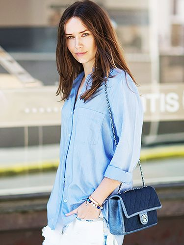 Denim Done Chic: How to Make Chambray Work For You This Summer