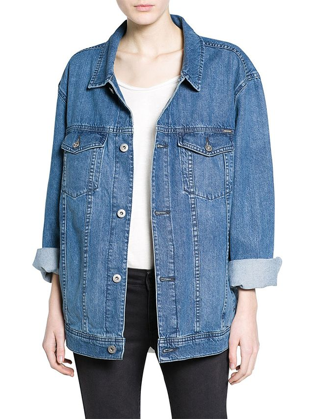 How To Get The Most Out Of Your Jean Jacket | WhoWhatWear