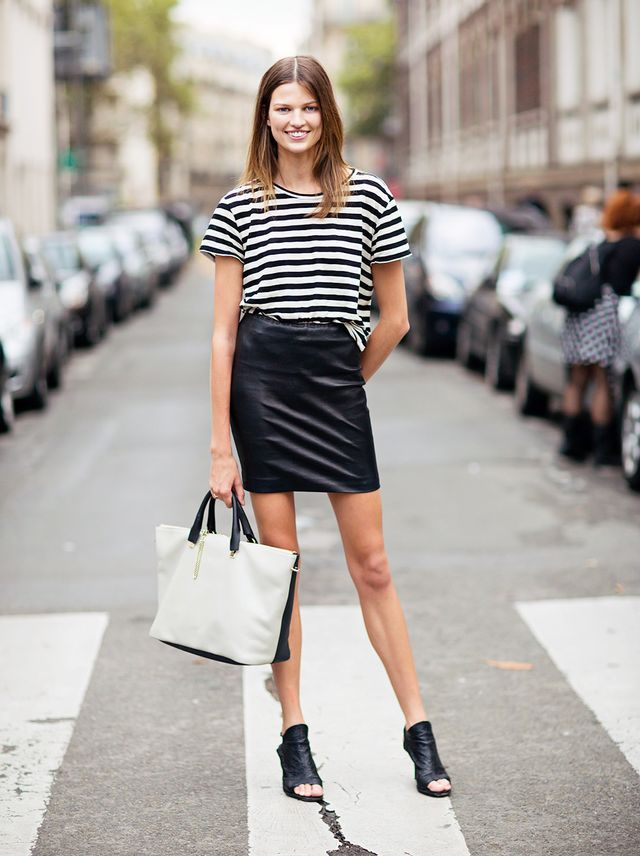 Tip of the Day: Striped Tee