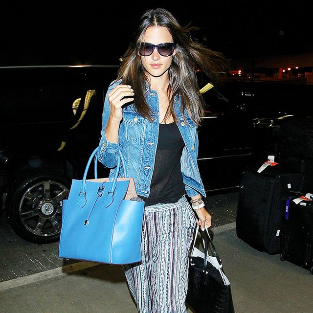 Airport Style: 9 Celebrities With Amazing Shoe Game