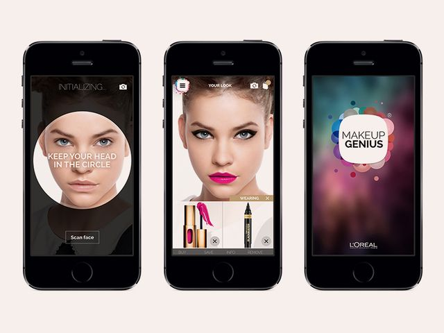 Why L'Oreal's New Makeup Genius App Is Amazing