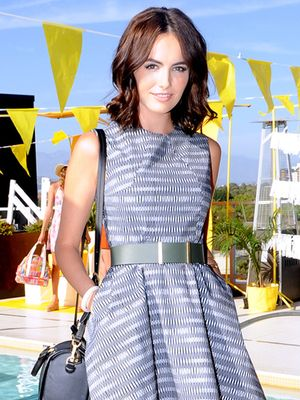 Camilla Belle Reminds Us Why We Love Kate Spade Saturday
