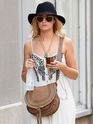 A Chic Way To Cool Off This Week, Courtesy of Beth Behrs