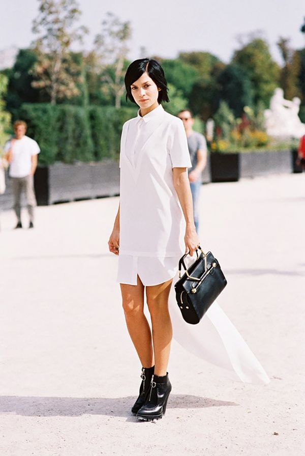 Trend Report: How To Wear A Shirt Dress For Summer ...