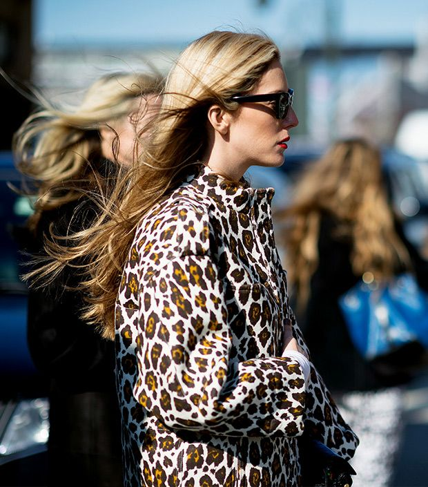 Meow! Stylish Big Cat Prints Rule The Streets This Spring