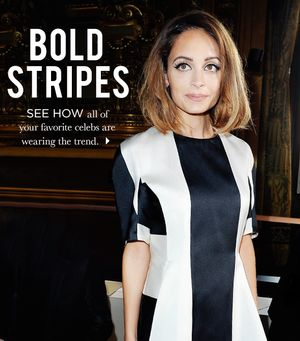 Go Bold Or Go Home! How To Wear Striking Stripes This Spring