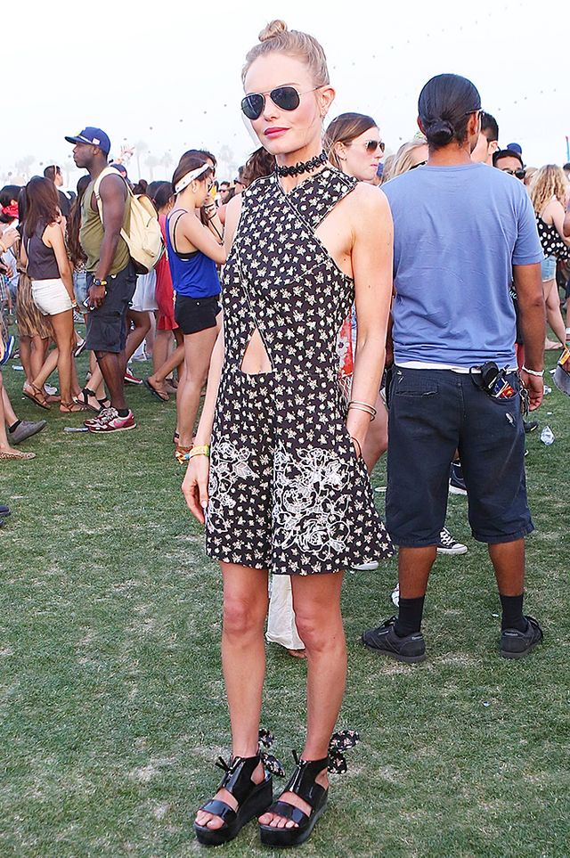 4. What The Coolest Girl Wears To Music Festivals