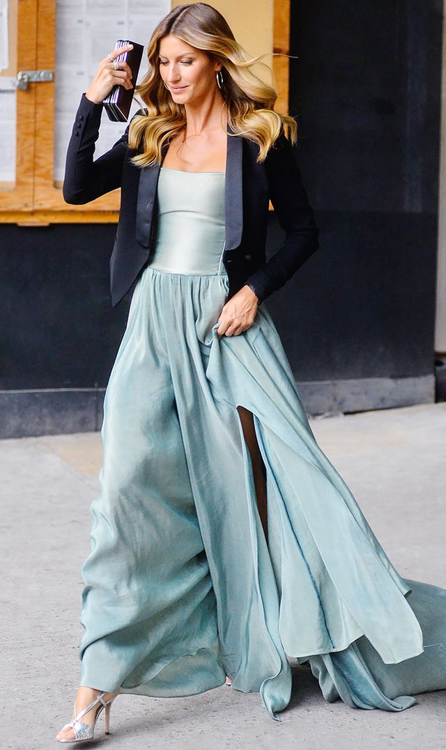8 Celebrity-Inspired Ways To Wear A Tuxedo Jacket | WhoWhatWear